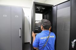 Server Room & CCTV