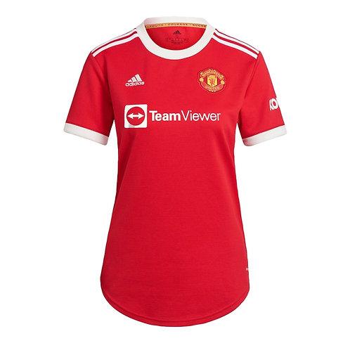 Футболка женская Adidas Manchester United Home 21/22