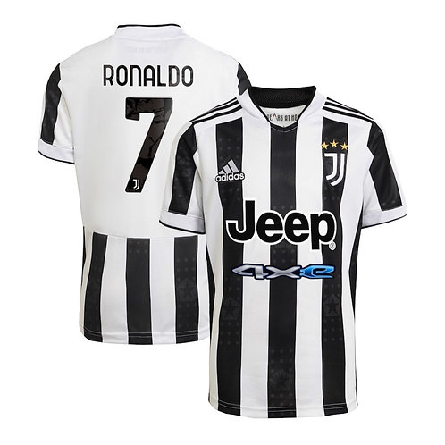 Футболка Adidas Juventus 21/22 Home Ronaldo 7