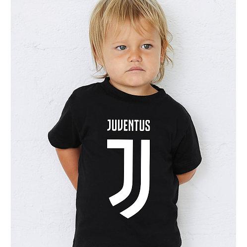 Футболка ХБ детская Ювентус