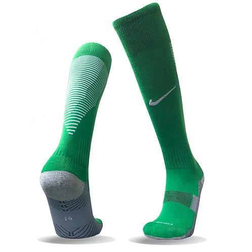 Гетры Nike зеленые