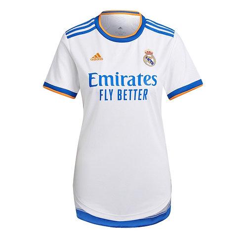 Футболка женская Adidas Real Madrid Home 21/22