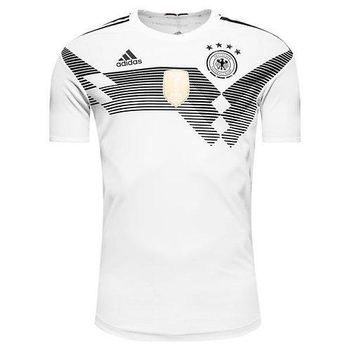 Футболка сборной Германии ЧМ 2018 форма домашняя