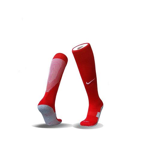 Гетры Nike красные