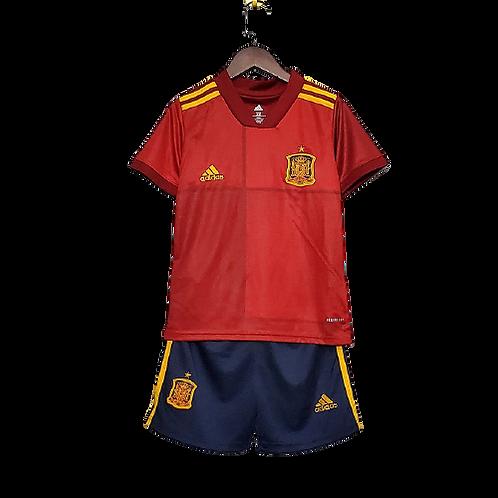 детская форма сборной испании
