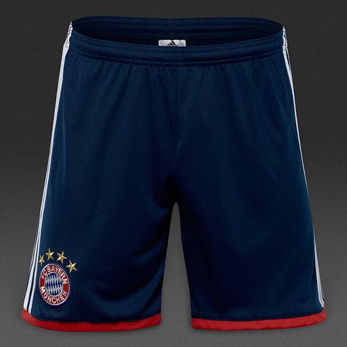Шорты -  FC Bayern Munchen Away 17 - 18