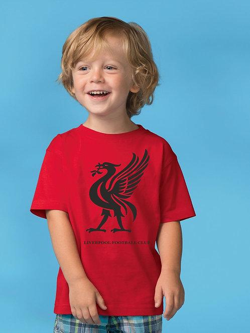 футболка Ливерпуль дети