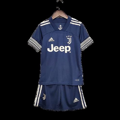 Детский комплект Adidas Juventus   20/21 синий