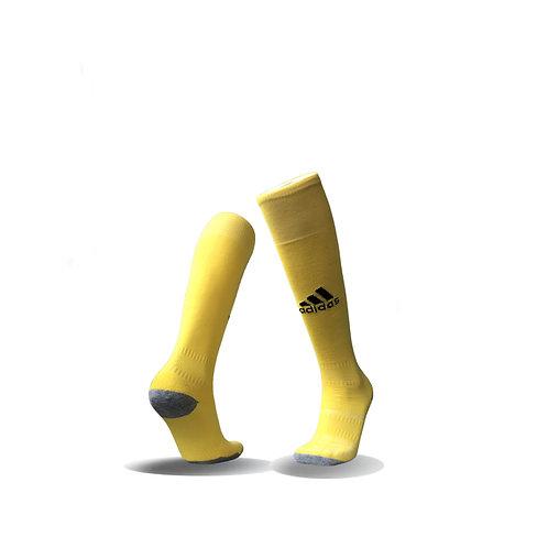 Гетры взрослые Adidas желтые