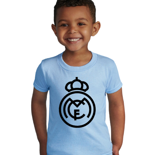 Футболка детская Real Madrid ХБ