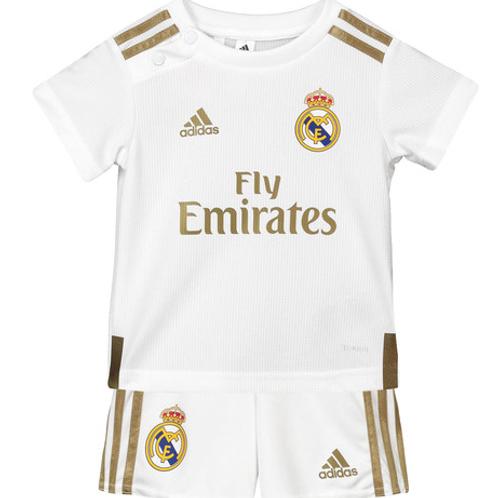 Детский комплект Реал Мадрид сезон 19/20 форма домашняя
