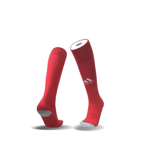 Гетры взрослые Adidas красные