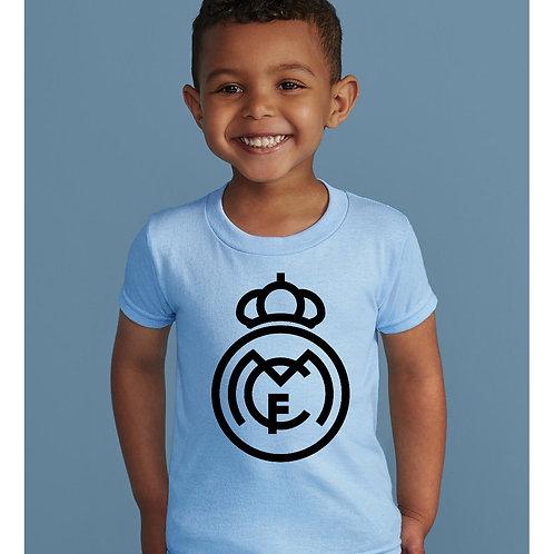 футболка реал мадрид дети