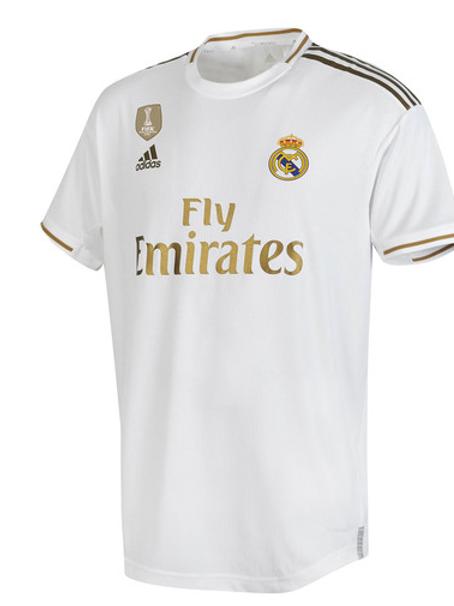 Футболка Реал Мадрид 19/20