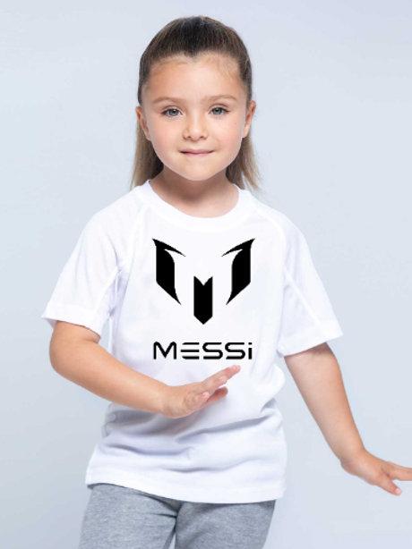Футболка ХБ детская Месси