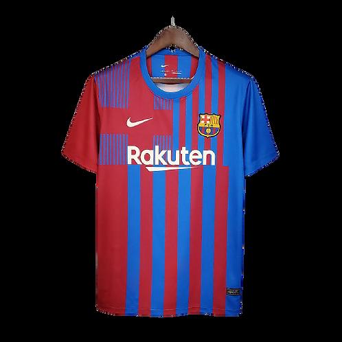 Футболка Nike Barcelona Home 20/21