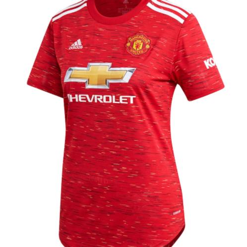 Футболка женская Manchester United