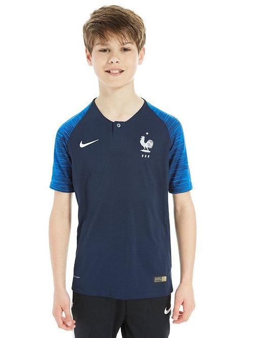 Детский комплект сборной Франции ЧМ 2018 форма домашняя