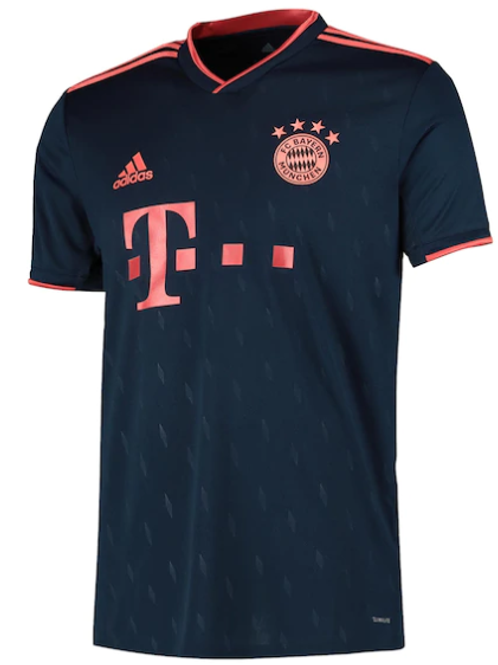 Футболка Бавария Мюнхен сезон 19/20 форма третья