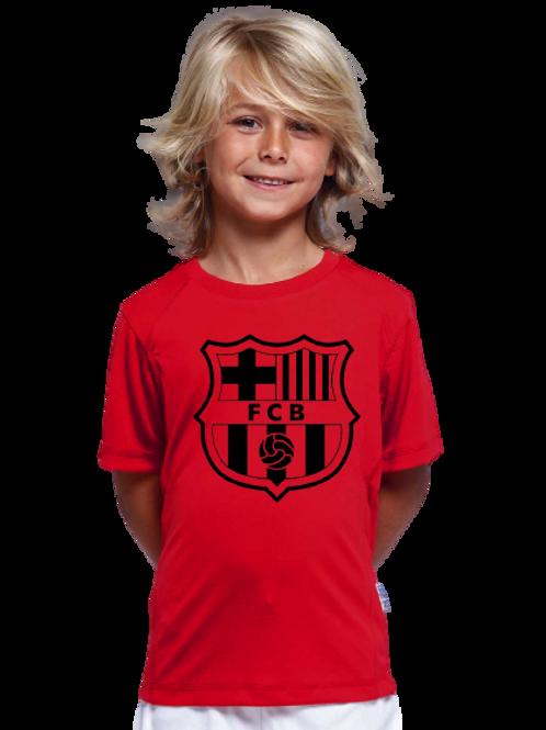 Футболка детская Barcelona  ХБ