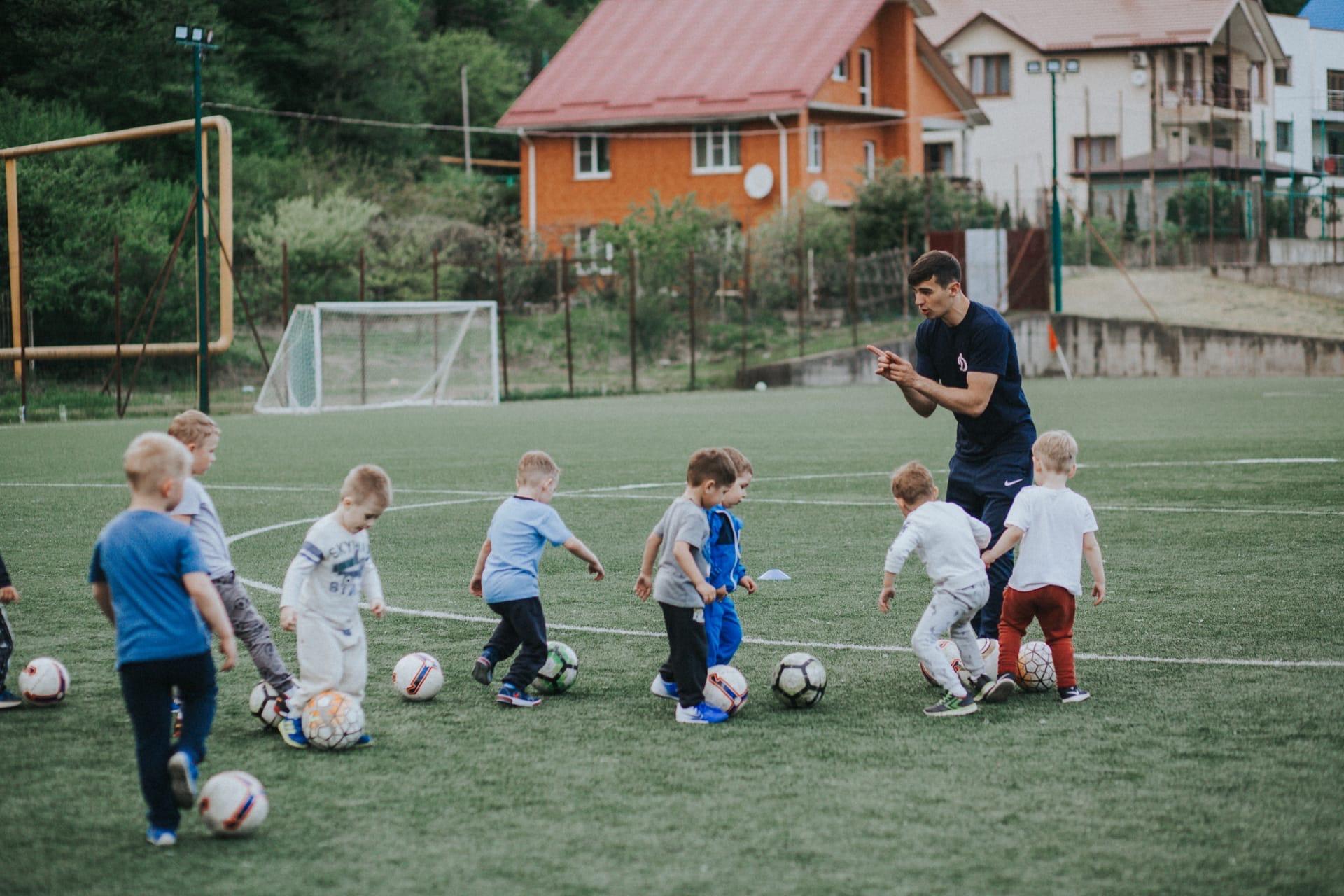 Групповые тренировки дошкольный возраст