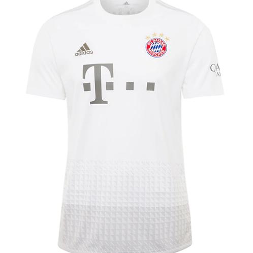 Футболка Бавария Мюнхен сезон 19/20 форма гостевая
