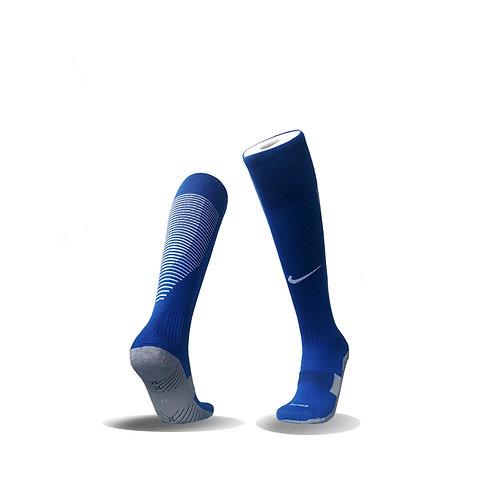 Гетры Nike светло-синие