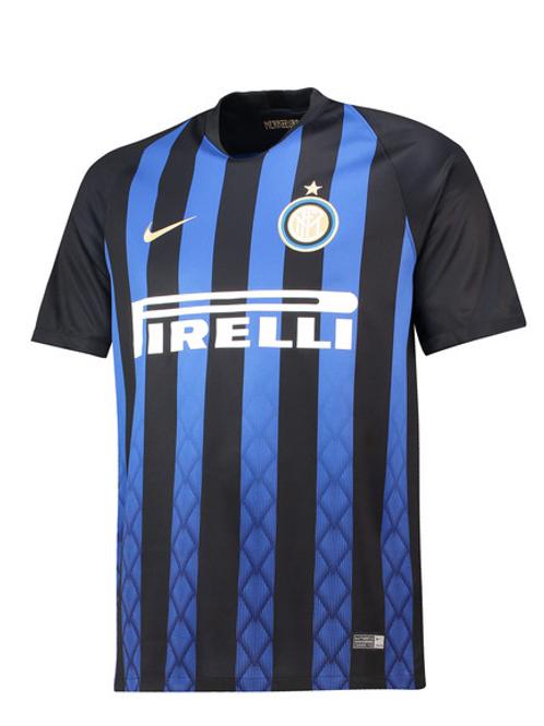 Футболка Интер Милан сезон 18/19 форма домашняя