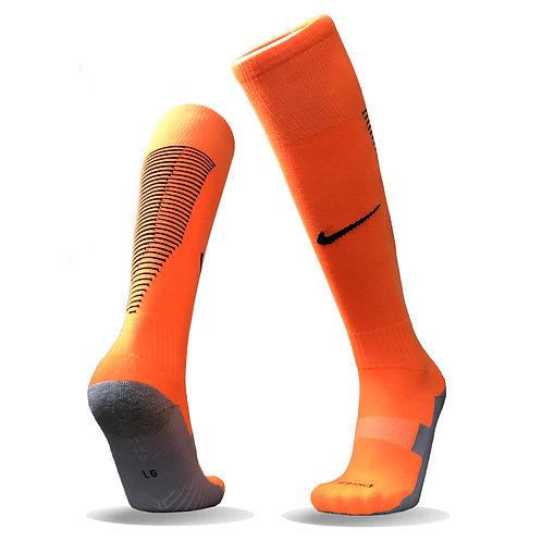Гетры Nike оранжевые
