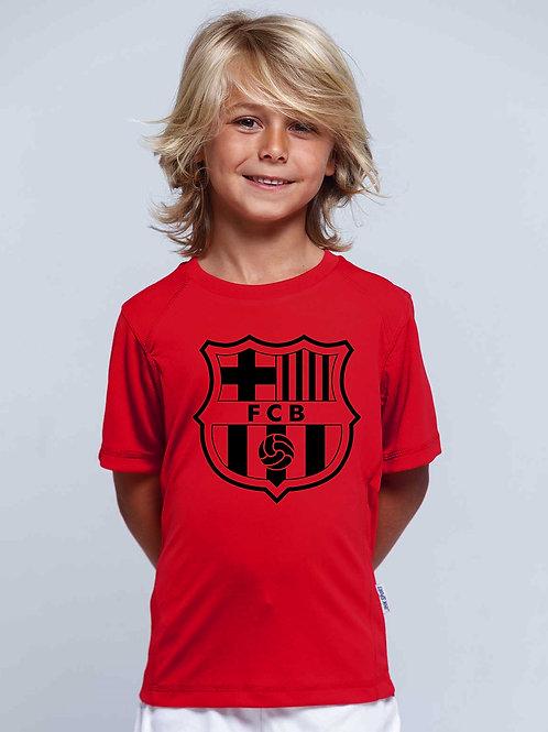 Футболка ХБ детская Барселона