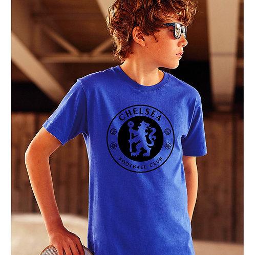 футболка детская челси