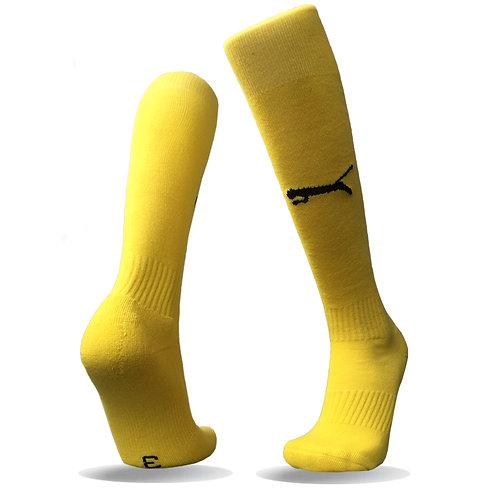 Гетры Puma желтые