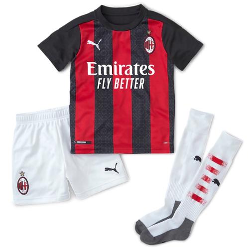 Детский комплект Милан сезон 20/21 форма домашняя