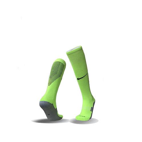 Гетры Nike салатовые