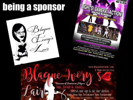 We Are Proud Sponsors of...