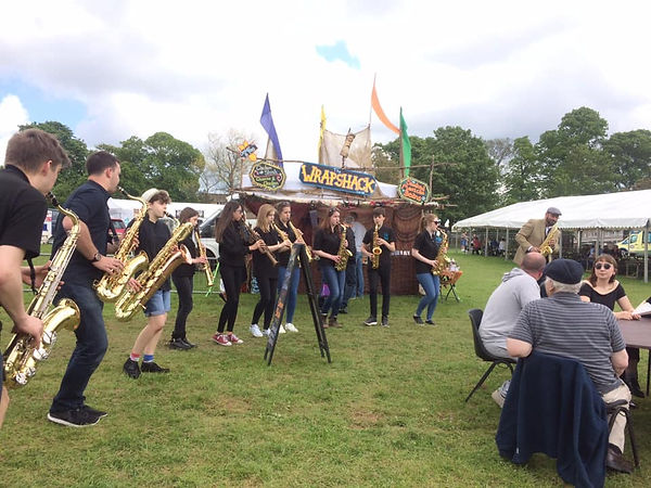 brass band and shack.jpg