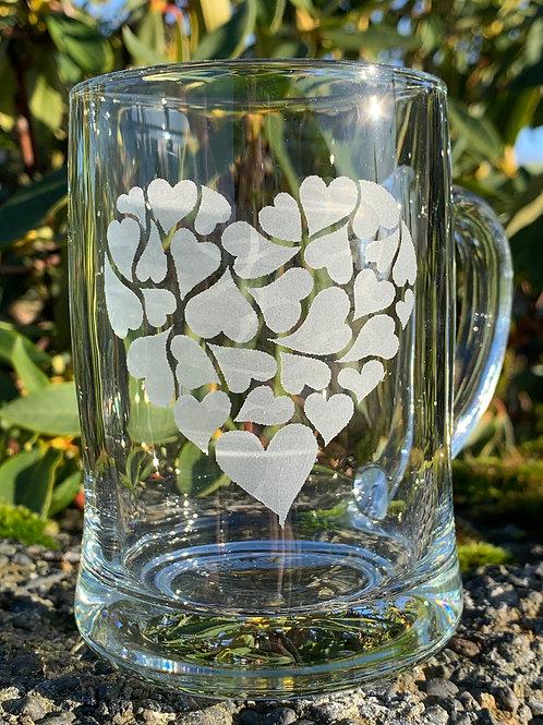 Mug With Hearts
