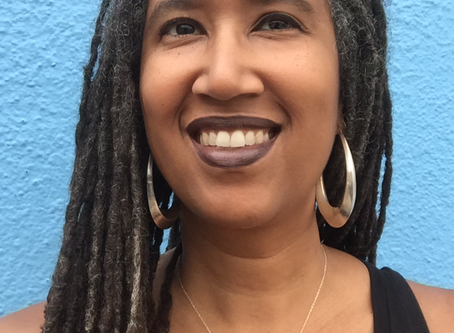Novelist Aya de Leon on merging erotic fiction and social justice