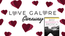 Enter to Win a Heart-Shaped Sex Pillow and Erotica in Our Valentine's Day Giveaway!