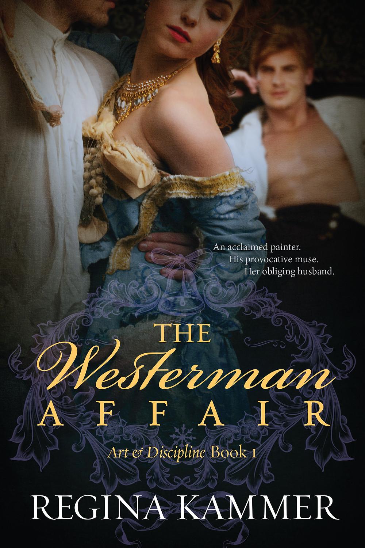 victorian erotic romance spanking book cover westerman affair