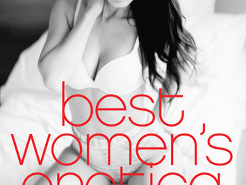 Two giveaways: Win Best Women's Erotica of the Year Volumes 2 and 3!