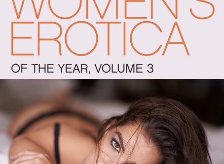 Win a signed copy of Best Women's Erotica of the Year, Volume 3