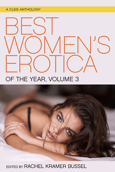 Best Women's Erotica of the Year 3 book