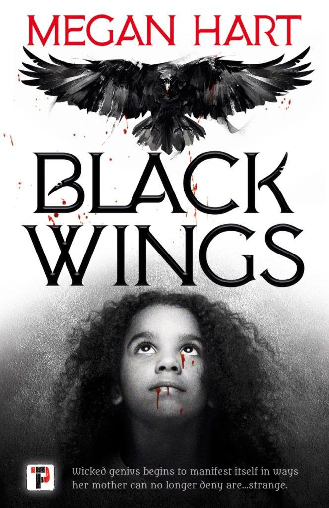 black wings fantasy megan hart