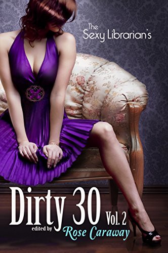 sexy librarians dirty thirty volume two erotica book
