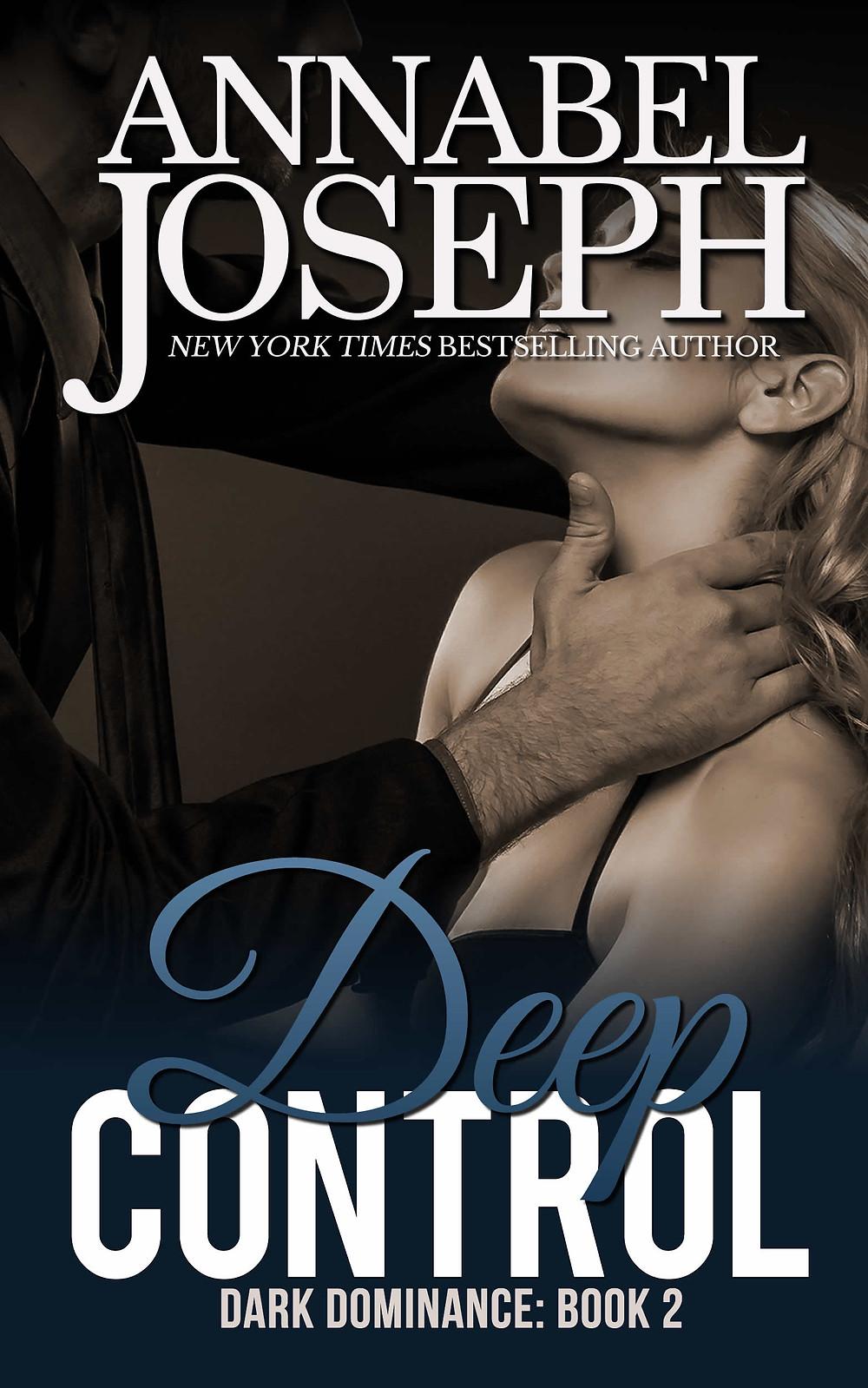 Deep Control erotic novel