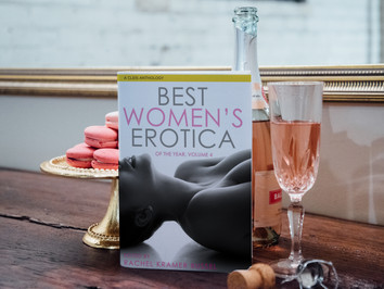 Best Women's Erotica of the Year, Volume 4 is out now!