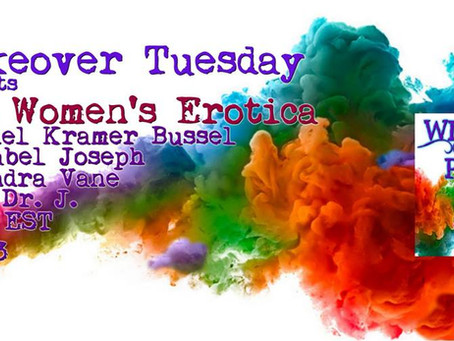 Chat with Best Women's Erotica editor and authors Tuesday, January 23