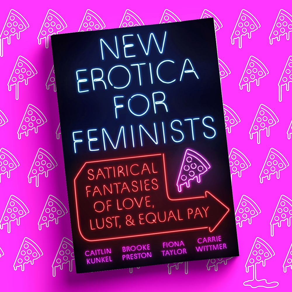 new erotica for feminists satire gift book