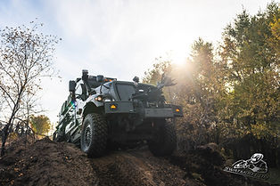 Basic MRAP Training MaxxPro